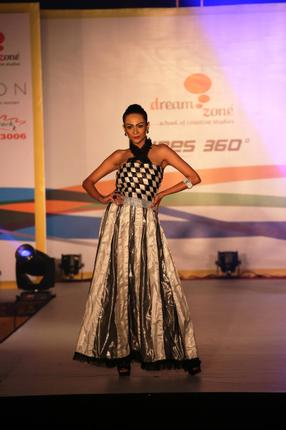 Fashion collection by Madurai students