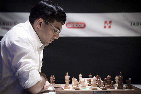 (Viswanathan Anand is busy…)