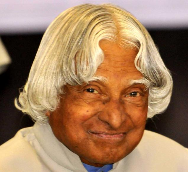 "Former President Abdul Kalam says that true nation building is not made by political rhetoric alone but should be backed ""by the power of sacrifice, toil and virtue"". File photo: K. Ramesh Babu / The Hindu"