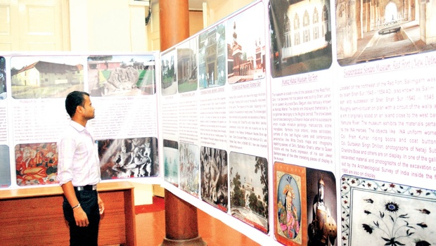 D Exhibition In Chennai : Chennai first archive 'tamil korean link is age old