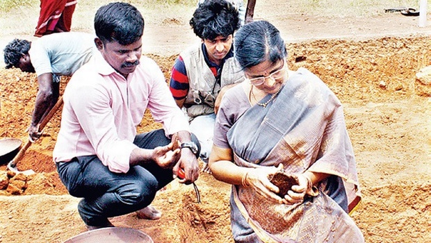 archaeology news in tamil