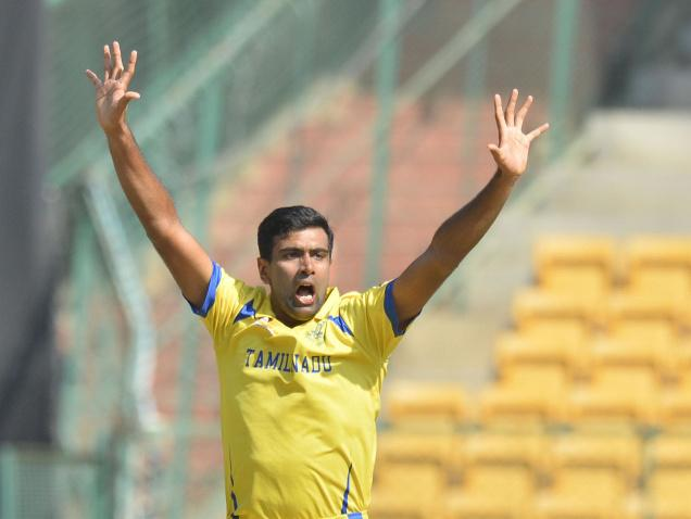 R. Ashwin. Photo: K. Murali Kumar / The Hindu