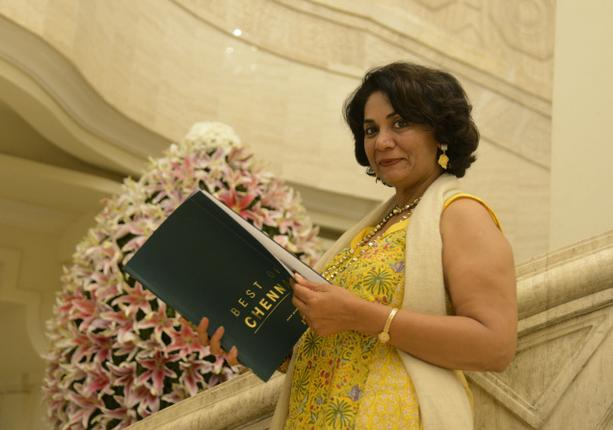Sandhya Mendonca. Photo: V. Ganesan / The Hindu