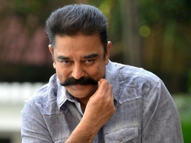Kamal Haasan. Photo: Nagara Gopal