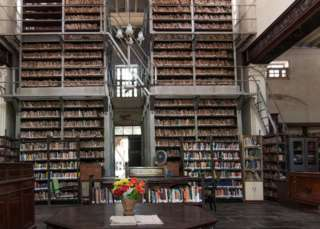 The Madras Literary Society houses more than 55,000 books / PM Naveen