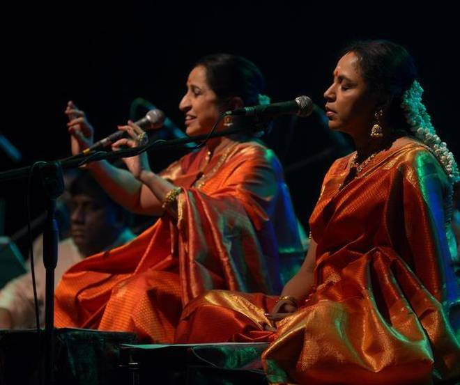 Chennai's contributin to music hailed.
